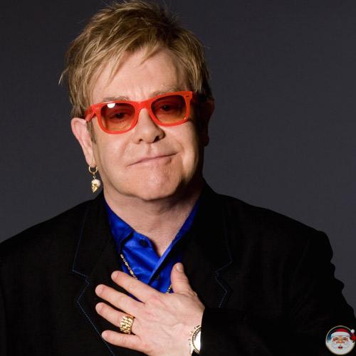 Elton John Step Into Christmas.Elton John Step Into Christmas Santa Radio