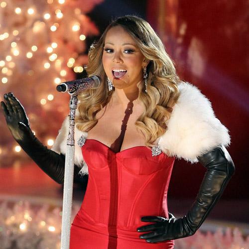 Mariah Carey - All I Want For Christmas Is You - Santa Radio