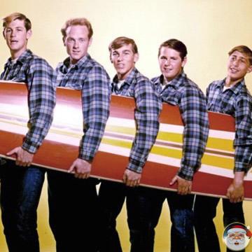 Beach Boys Christmas.The Beach Boys Bells Of Christmas Santa Radio