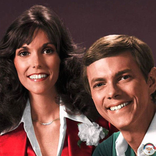 the carpenters have yourself a merry little christmas christmas radio